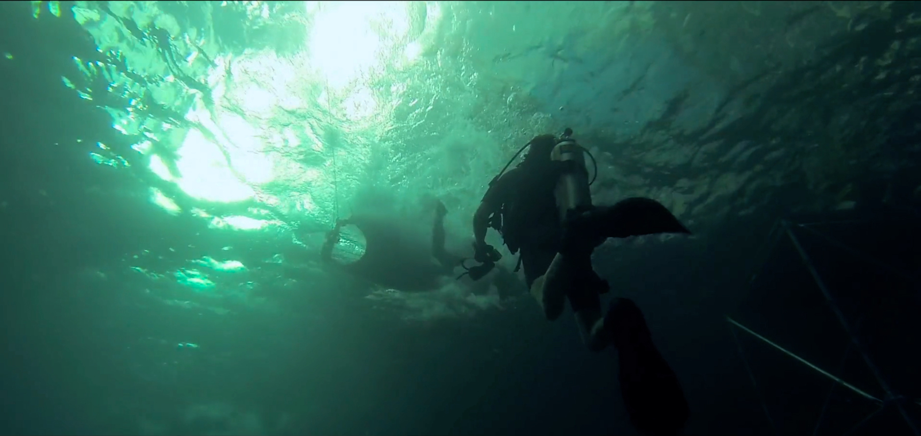 MG-Action, Martin Goeres, Safety Diving, Vodaphone