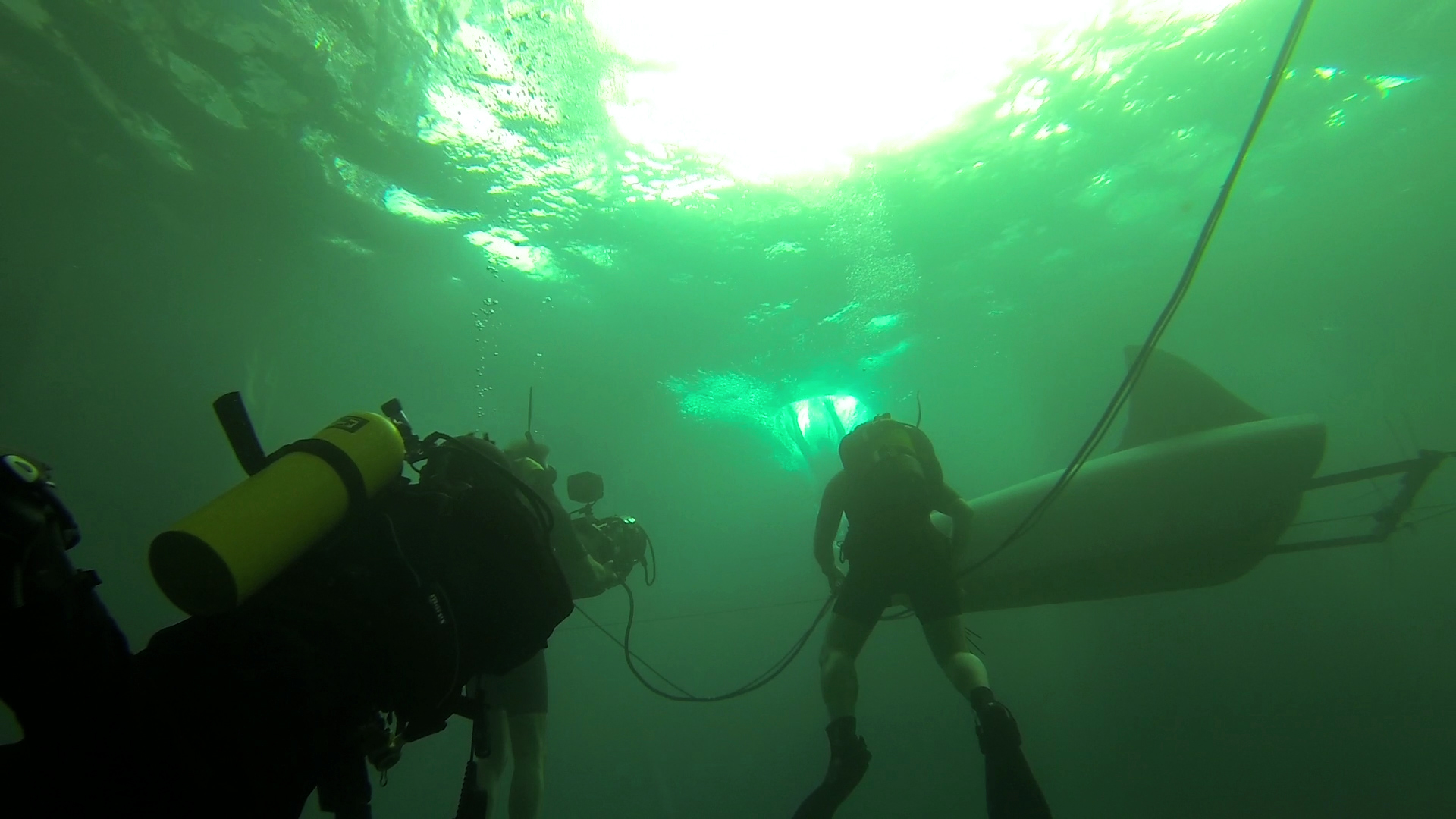 MG-Action, Martin Goeres, Safety Diving, vodaphone3