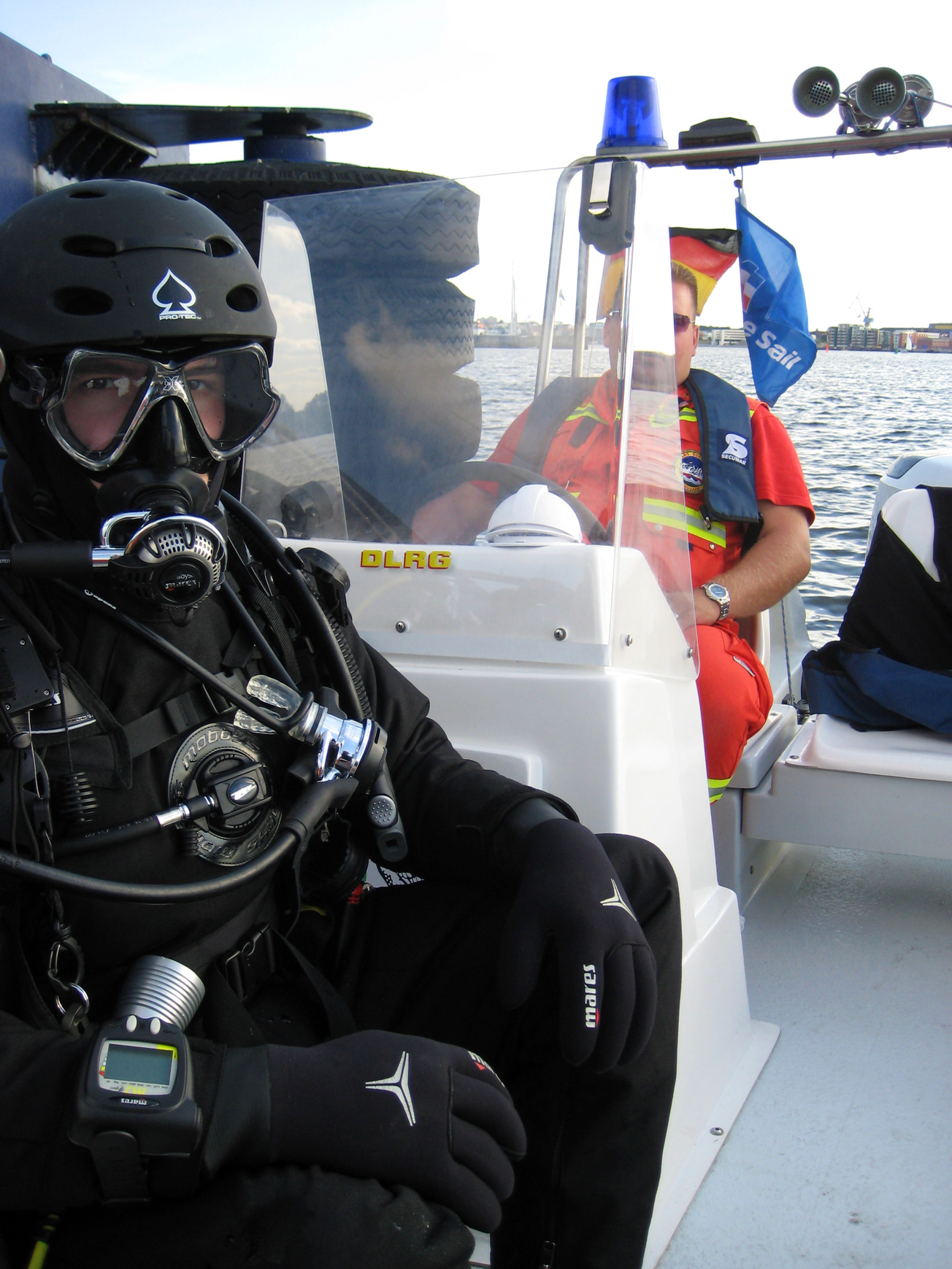 MG-Action, Martin Goeres, Safety Diving