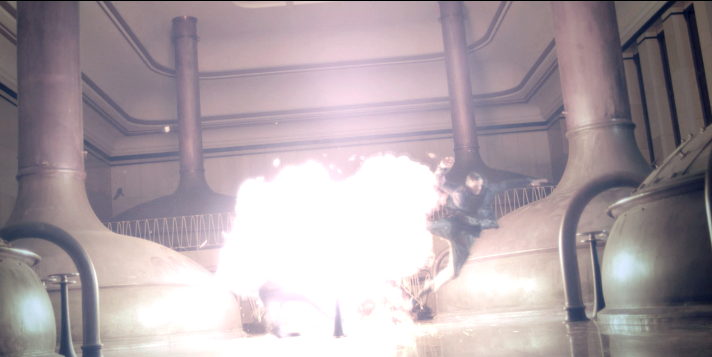 MG Action, Martin Goeres, Fire, Explosion, Stunt, Movie