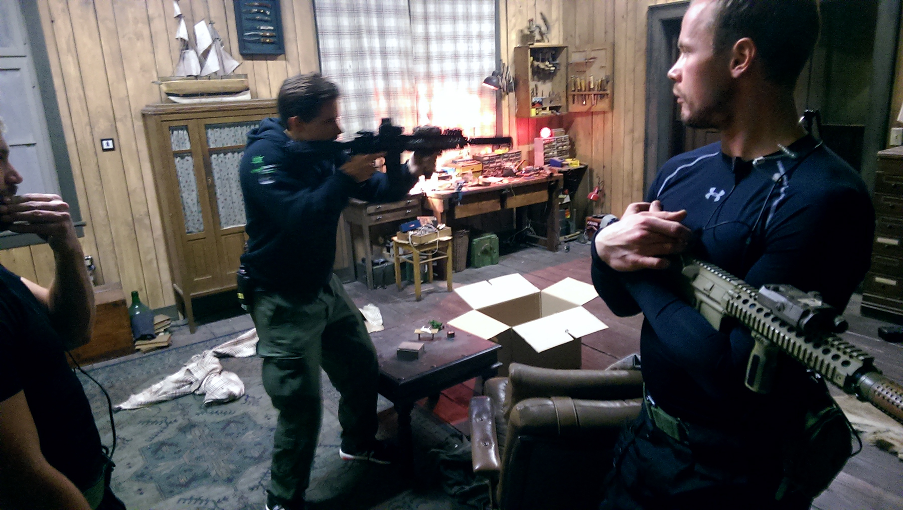 Martin Goeres, MG Action, Special Forces, FBI HRT, Room Clearing, Demons