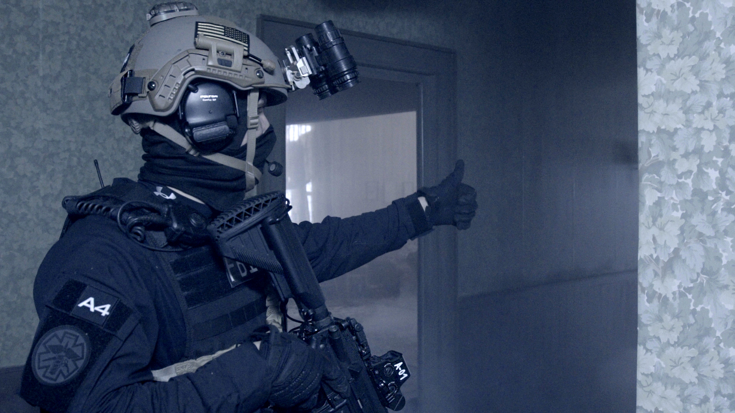 Martin Goeres, MG Action, Special Forces, FBI HRT, Room Clearing