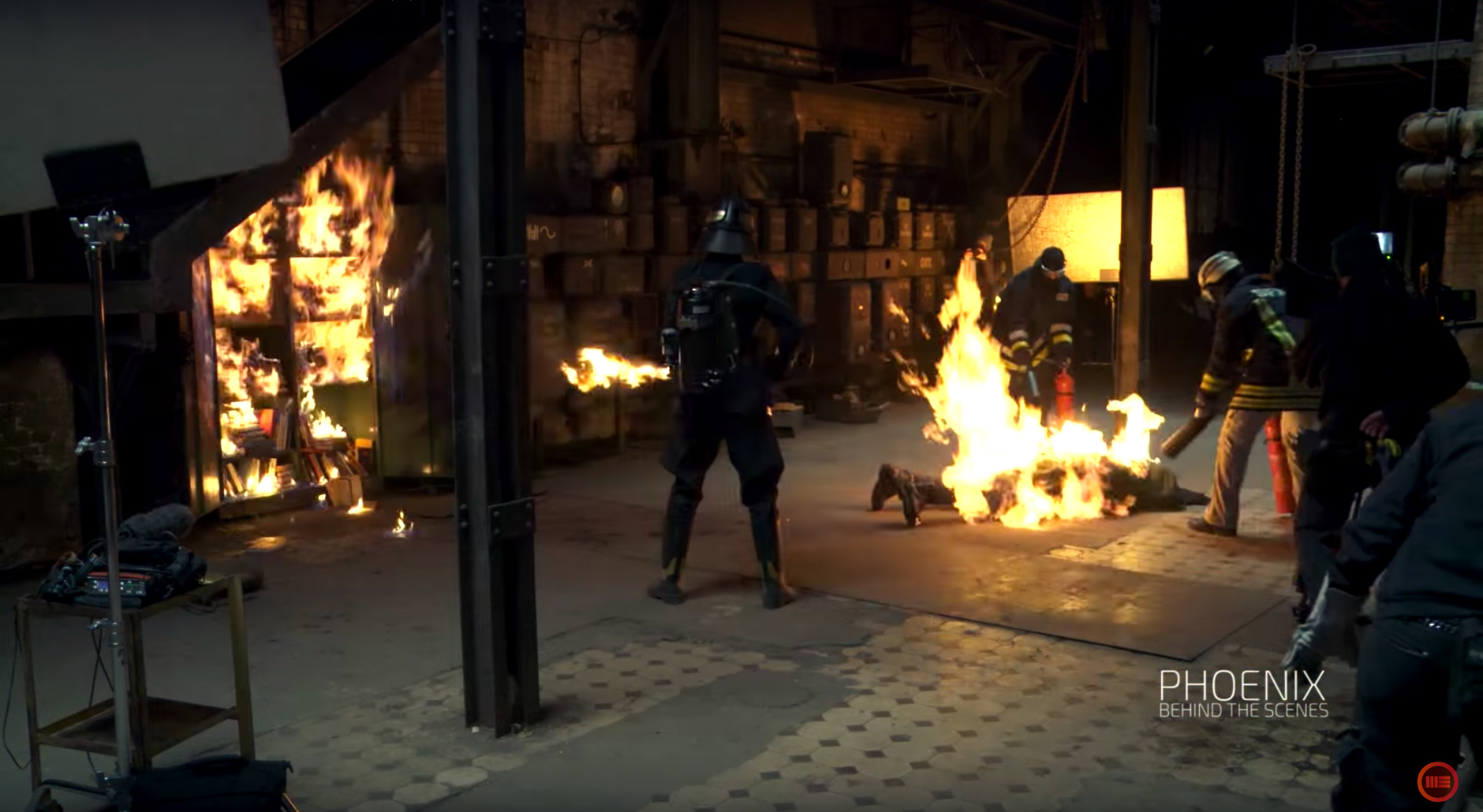 mg action, martin goeres, to serve the story, sfx, feuer